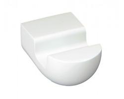 Аксессуары для ванной белый цвет