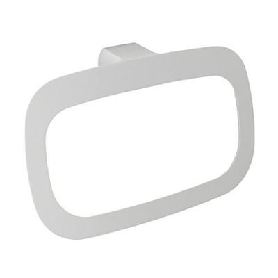 Держатель полотенец кольцо WasserKraft Kammel K-8360WHITE
